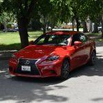 2016 Lexus IS200: New luxury sedan gives BMW pause 3