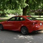 2016 Lexus IS200: New luxury sedan gives BMW pause 9