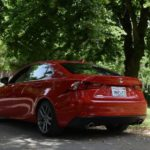 2016 Lexus IS200: New luxury sedan gives BMW pause 8