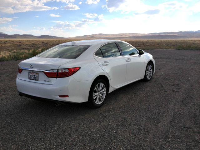2015 Lexus ES 350: Perfect sedan for a 2,000-mile desert trek 6