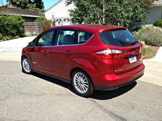 Ford all-hybrid line for 2013