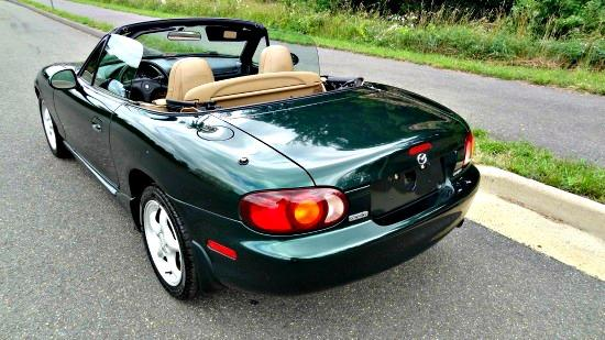 The 2000 Mazda Miata is among the best used cars under $3,000.