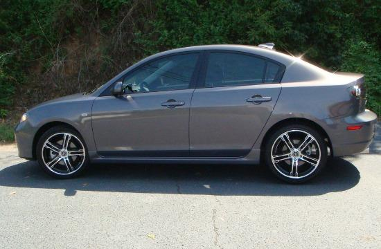The 2008 Mazda 3 gets best used car status from Consumer Reports
