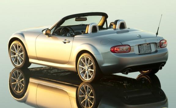 BEST USED CARS: 2006 Mazda MX-5, 2006