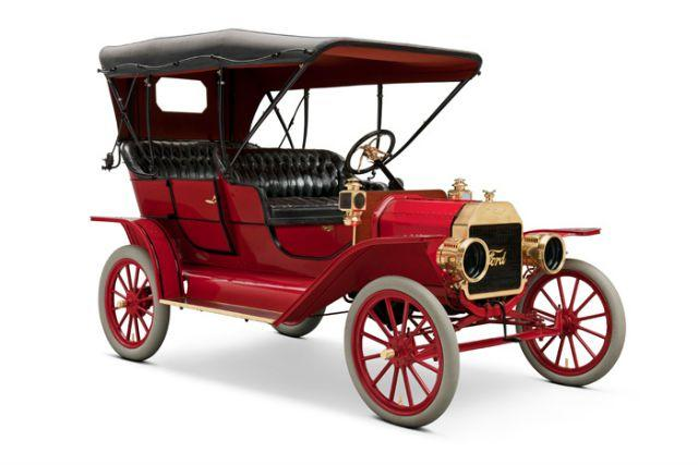 The Ford Model-T is arguably the most influential car in history.