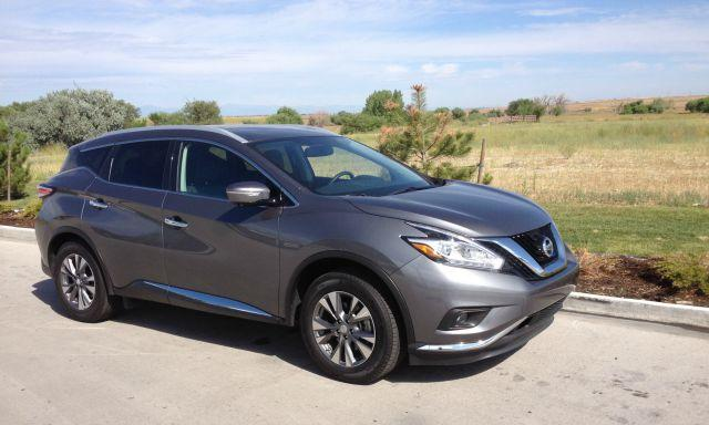 The 2015 Nissan Murano is among the quickest midsize crossover SUVs.