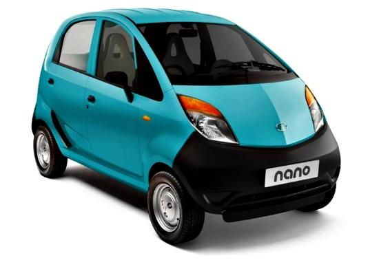 The current Tata Nano will soon be joined a luxury-equipped sibling.