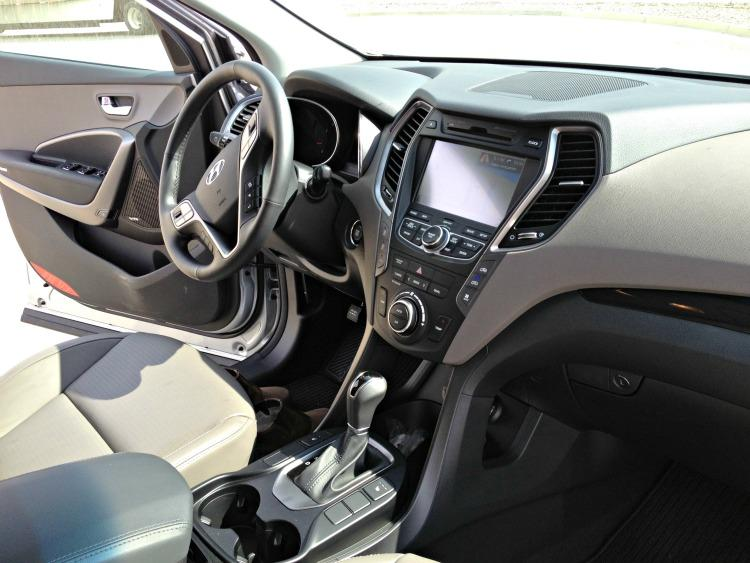 Driving the Tour of California #4: Divine navigation the way to go in 2013 Hyundai Santa Fe 3
