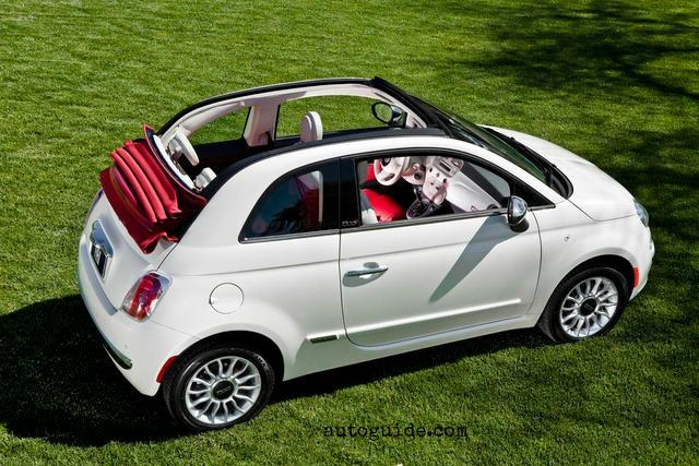 The 2014 Fiat 500 C is among the best cars in the U.S. for $20,000.