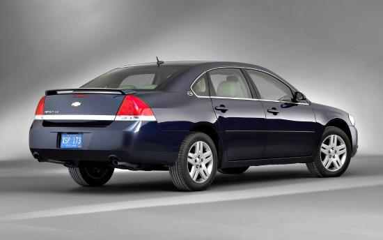 The 2014 Chevey Impala was named Consumer Reports' best sedan