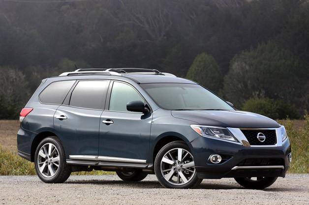 2013 Nissan Pathfinder: The best family car