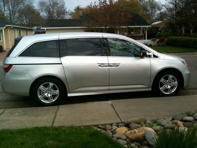 The Honda Odyssey is among the best family cars in the United States.