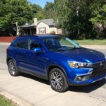 The overall exterior styling of the Mitsubishi Outlander Sport has been refreshed.