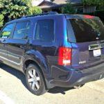 Honda Pilot, 2013: Workhorse in tough SUV segment 1