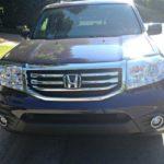 Honda Pilot, 2013: Workhorse in tough SUV segment 2