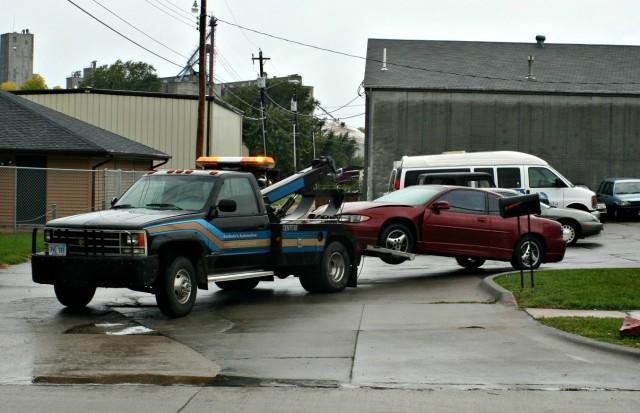 Private Property Towing — Know Your Rights 1