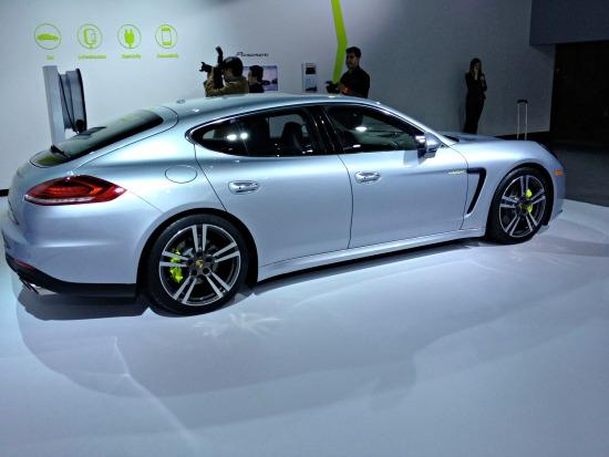 The 2013 Porsche Panamera has a good depreciation value