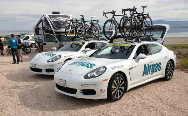 2015 Porsche Panamera Hybrid: The perfect cycling car?
