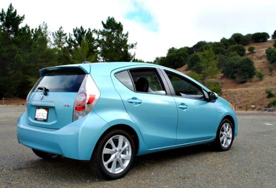 The 2014 Toyota Prius c is the most fuel efficient car in the U.S. for less than $20,000.