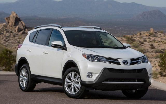 2014 Toyota RAV4: sporty, versatile compact SUV 1