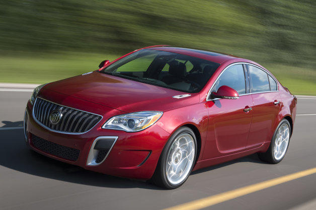 The 2014 Buick Regal has European tendencies.