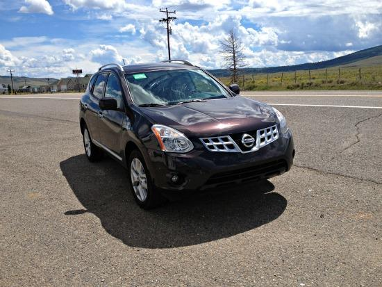 Driving the USA Pro Challenge, #3: Wide open spaces in a 2013 Nissan Rogue
