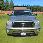 New front grilled, 2014 Toyota 4Runnner