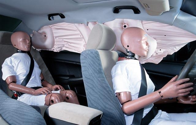 Safety is the most important consideration when buying a car.