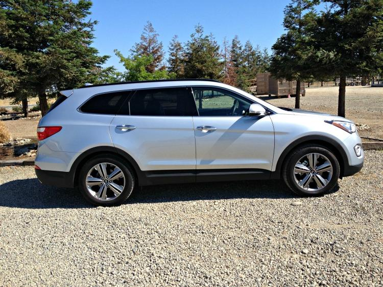 Driving the Tour of California #1: On the way to San Diego in a Hyundai Santa Fe 5