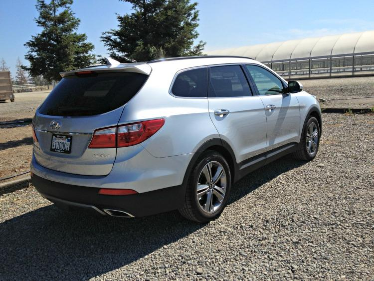 Driving the Tour of California #3: Arriving in Los Angeles madness in a 2013 Hyundai Santa Fe 4