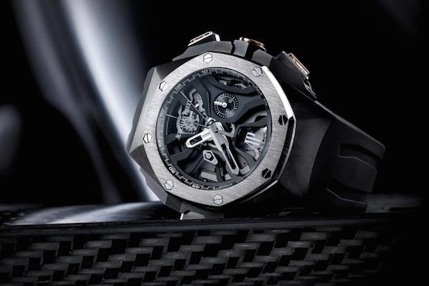Audemars Piguet's Michael Schumacher's rare watch.