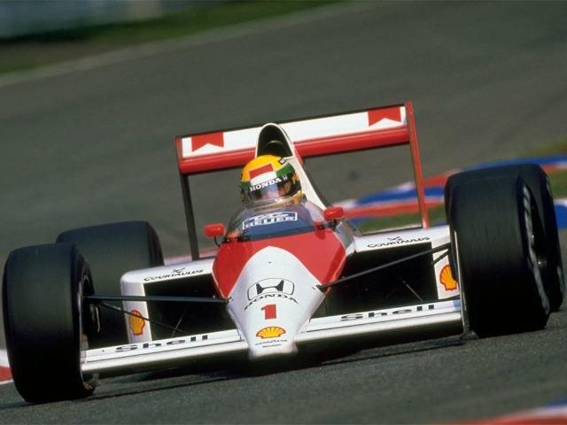 Ayrton Senna was among the greatest Formula One drivers in history.