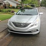 2014 Hyundai Sonata: Firmly in family sedan mix 1