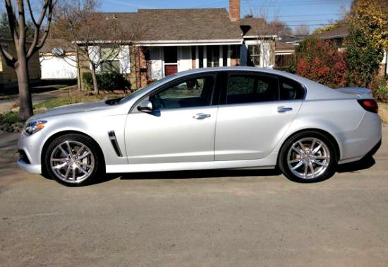 The 2014 Chevrolet SS is a new offering this year.