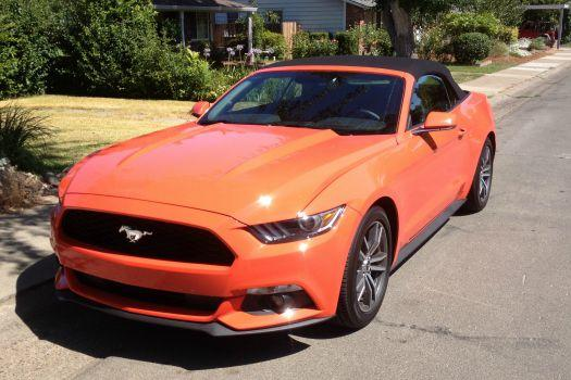 2015 Ford Mustang: Iconic muscle car turns 50 in style 6
