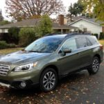2015 Subaru Outback: Safe, rugged, versatile 1