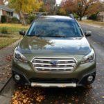 2015 Subaru Outback: Safe, rugged, versatile 2