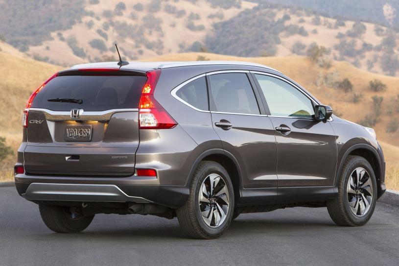 2015 Honda CR-V: Best crossover SUV gets better 2