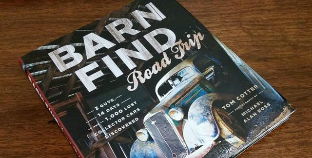 Barn Find Road Trip is the journey of three guys discovering old cars.
