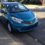 The 2014 Nissan Versa Note is a roomy sub-compact hatchback.