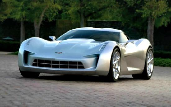 The 2014 Chevrolet Corvette was named Road & Track's Performance Car of the Year.
