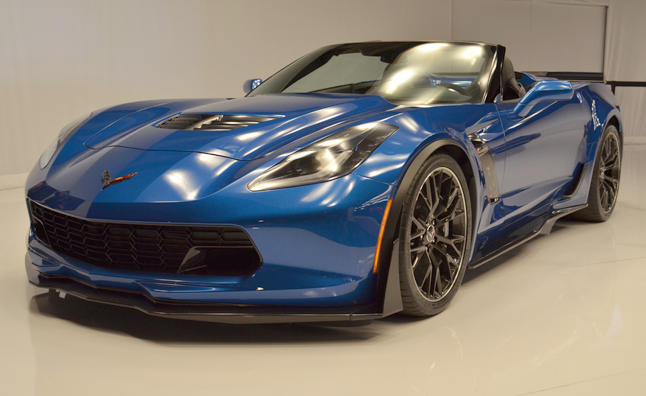 The 2015 Chevrolet Corvette has had two stop orders, one for airbag issues, the other for problems with the brake cable.