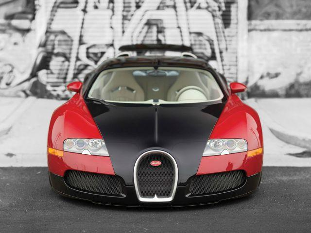 The first Bugatti Veyron is set for auction and could sell for more than $2 million.