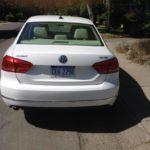 The 2014 Volkswagen Passat has clean, unspectacular exterior styling.