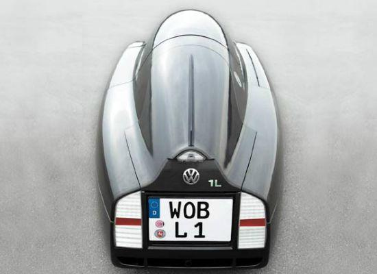This is a protoype of a German-built one-seat car made for the Chinese market that would have bee the world's cheapest car.