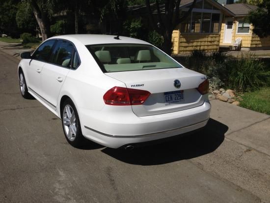 2014 Volkswagen Passat: Unheralded, worthy sedan