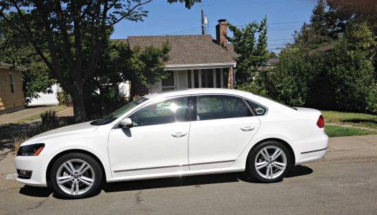 The 2014 Volkswagen Passat does a lot right and little wrong.