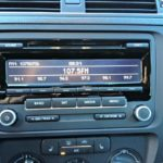 The 2014 VW Jetta roadio has easy-to-read dials and displays.